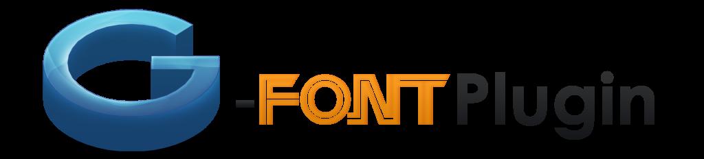 G-Font Plugin_Logo2